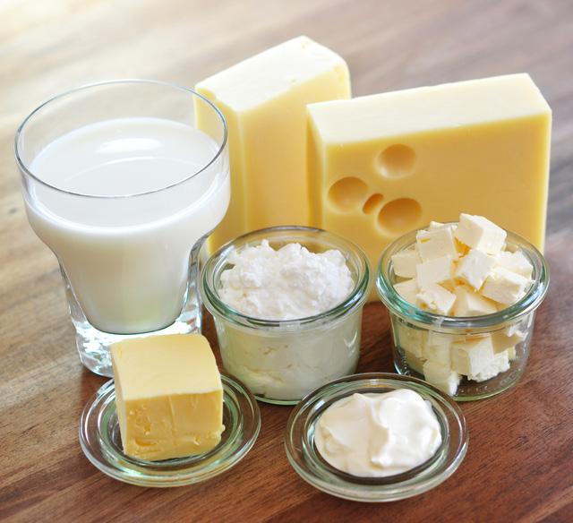 Các sản phẩm sữa nuôi cấy