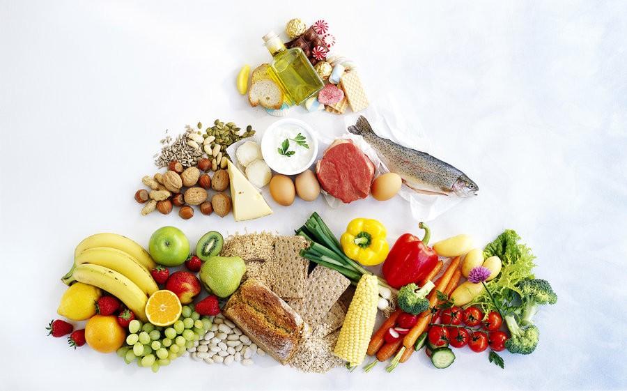 Thực phẩm ăn uống lành mạnh