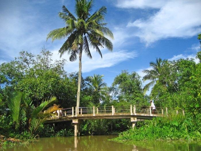 Bến Tre - quê hương xứ dừa