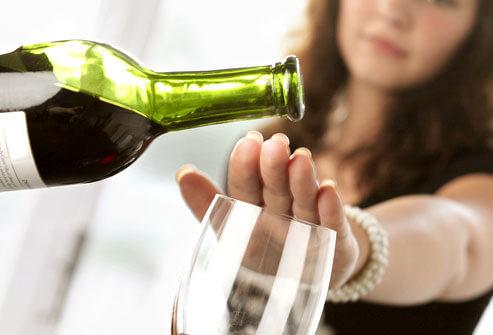 Ảnh hưởng thức uống có cồn đối với sức khỏe con người