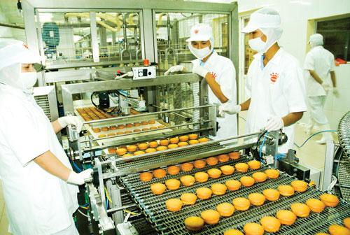 Quy trình sản xuất vệ sinh an toàn thực phẩm trong nhà máy