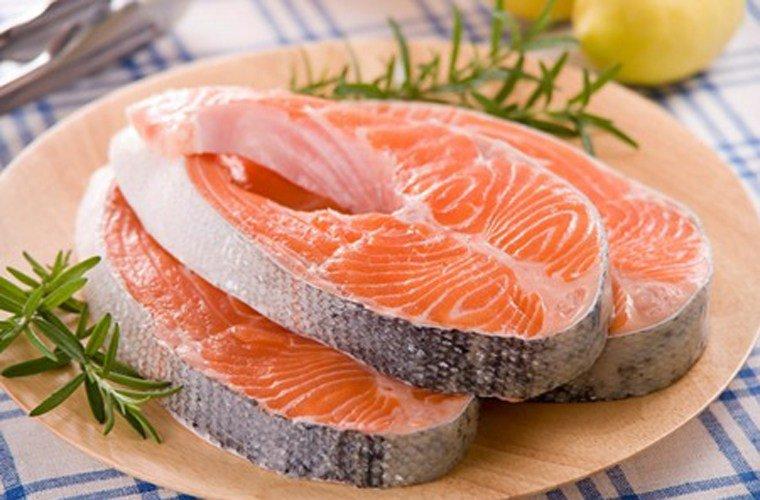 Cá có nhiều axit béo omega-3