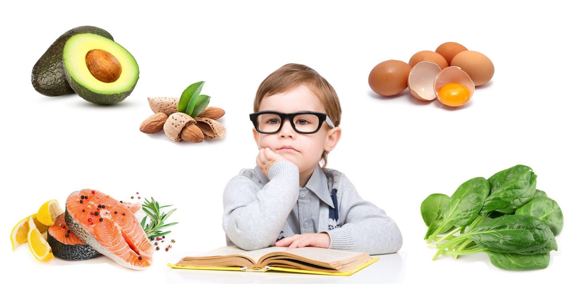 """những thực phẩm """"top đầu"""" giúp tăng cường trí nhớ"""