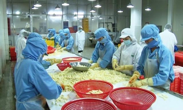 Quy trình sản xuất vệ sinh an toàn thực phẩm