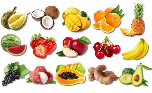 Trái cây sấy khô rất bổ dưỡng.