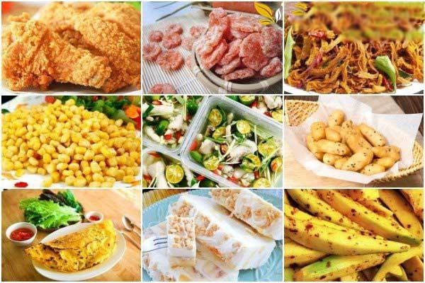 IFood chuyên cung cấp các món ăn vặt thơm ngon