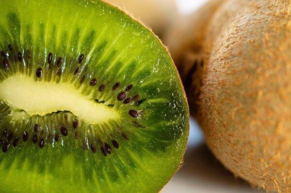 kiwi - 10 loại trái cây tốt cho từng bộ phận cơ thể
