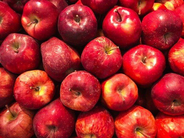 táo - 10 loại trái cây tốt cho từng bộ phận cơ thể