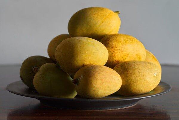Xoài - 10 loại trái cây tốt cho từng bộ phận cơ thể