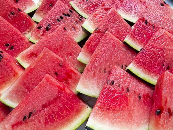 dưa hấu 20 loại trái cây trị bệnh mà bạn không ngờ tới