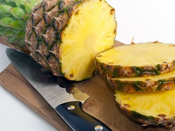 dứa 20 loại trái cây trị bệnh mà bạn không ngờ tới