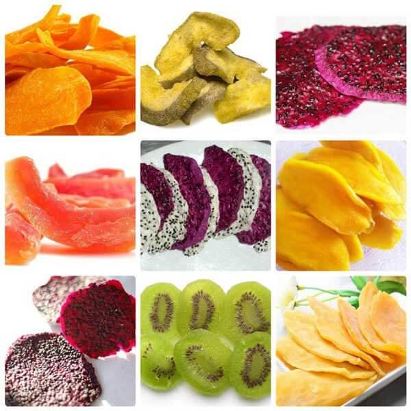 detox trái cây sấy dẻo