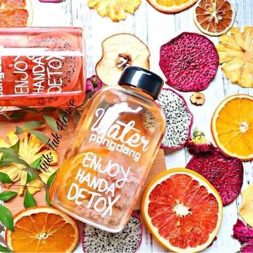 detox trái cây sấy