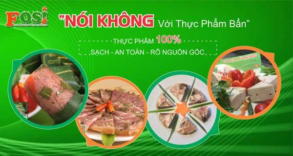 10 tiêu chí vệ sinh an toàn thực phẩm