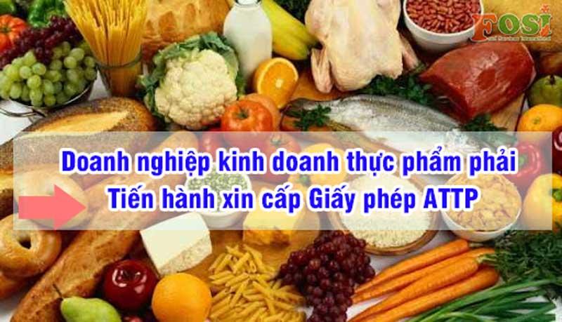 vấn đề an toàn thực phẩm
