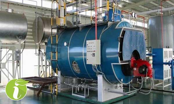 Công nghệ sấy bằng hơi nước công nghiệp