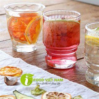 Cách làm hoa quả sấy giảm cân