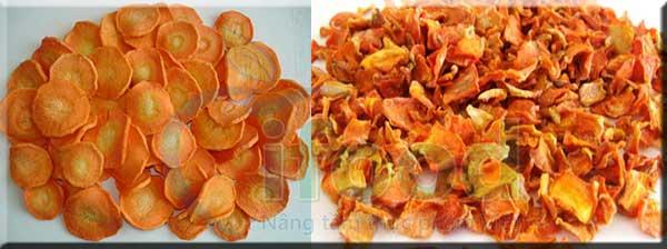 Cà Rốt sấy khô