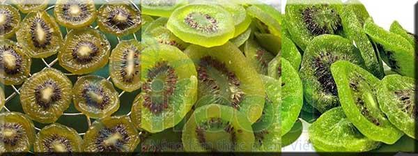 Kiwi sấy dẻo