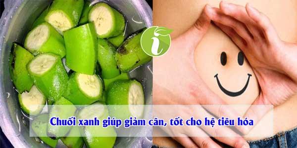 lợi ích của của chuối sấy giúp Giảm cân