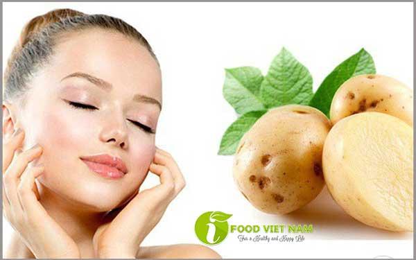 Tác dụng của khoai tây đến sức khỏe