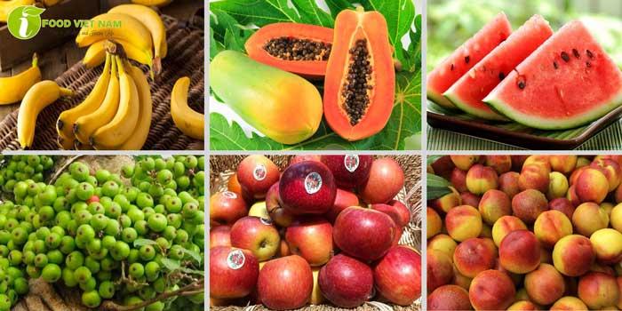 6 loại trái cây nên ăn khi bị ợ chua